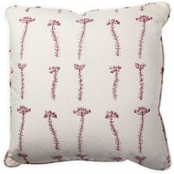Fynbos Sprig Berry Pillow
