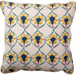 Samode Chartreuse Pillow