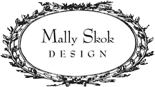 Mally Skok Design | Interior Designer Boston | Fabric Designer