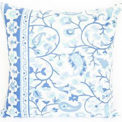 Rohet Multi Blue Pillow
