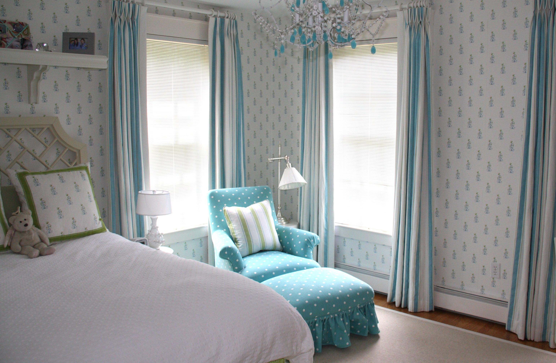 . Fabrics   Wallpaper in Action   Mally Skok Design   Interior